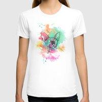 sphynx T-shirts featuring Watercolor Sphynx by Zeke Tucker