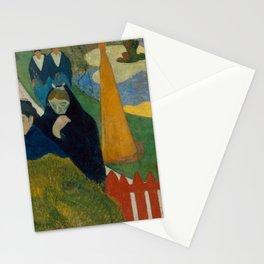 Paul Gauguin - Arlesiennes (Mistral) Stationery Cards