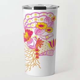 The Florist ! Travel Mug