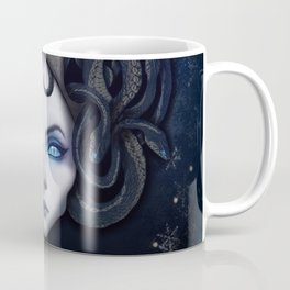 Medusa Gorgon Winter 19 Coffee Mug