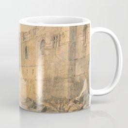 "J.M.W. Turner ""Newark - upon - Trent"" Coffee Mug"