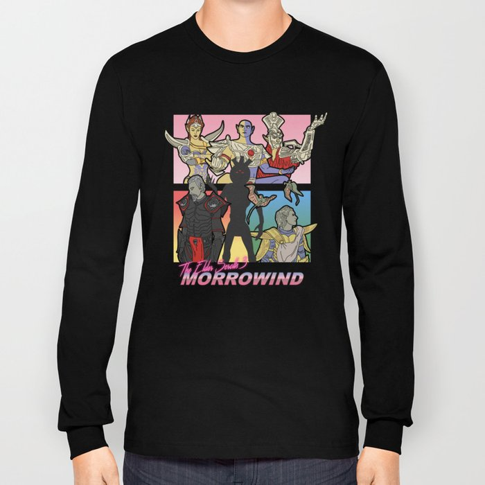 Morrowind Long Sleeve T-shirt