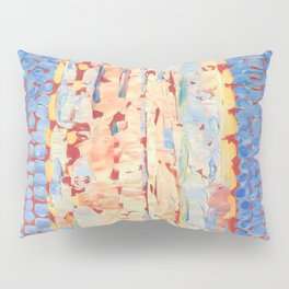 Lighthouse in Westkapelle by Piet Mondrian 1909 // Nautical and Costal Theme Colorful Decor Pillow Sham