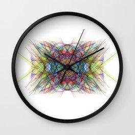 December 2015 Wall Clock