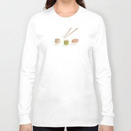 Running Sushi Long Sleeve T-shirt