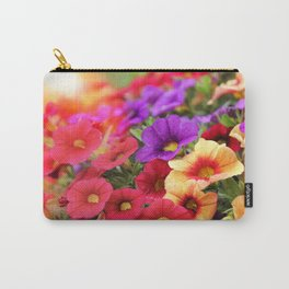 Secret Garden | Superbells Calibrachoa Carry-All Pouch