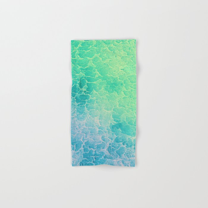 Tropical Waters Hand & Bath Towel