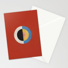 Svanen (1915) by Hilma af Klint Stationery Cards