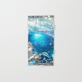 Enchanted Mermaid Sea Hand & Bath Towel