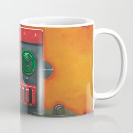 Robert the Robot Coffee Mug