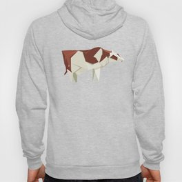 Origami Cow Hoody