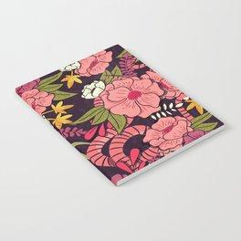 Jungle Pattern 001 Notebook