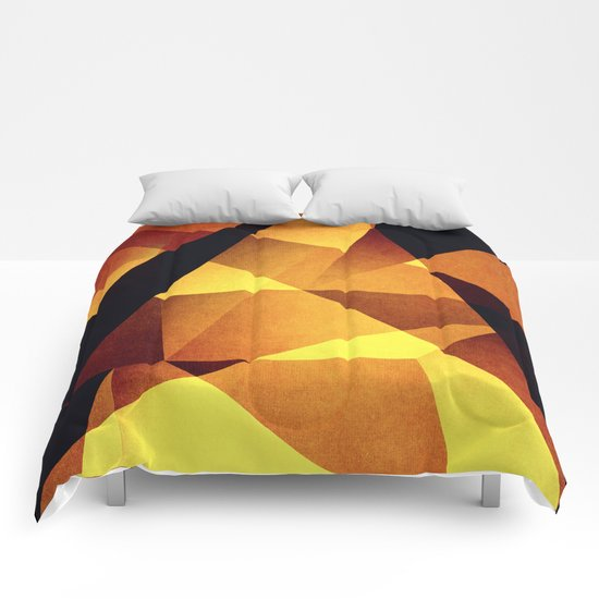 Abstract #95 Comforters