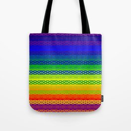 Freedom (rainbow) Tote Bag