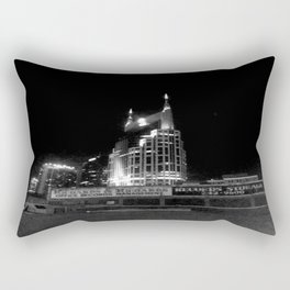 Nashville Nights - sky scraper  Rectangular Pillow