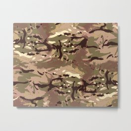 My Most Popular Camo! Metal Print