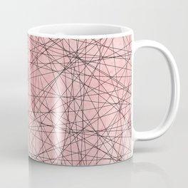 Crossing Paths_RedOrange Coffee Mug