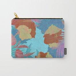 Hawaiian Blue Carry-All Pouch
