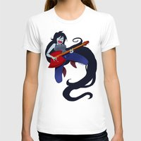 marceline T-shirts featuring Marceline by Roe Mesquita
