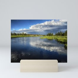 Madison River - Montana Mini Art Print
