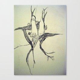 Time & Lockets Canvas Print