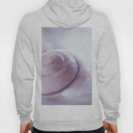 Snail shell blue emotion Hoody