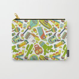 Viva Mexico Carry-All Pouch