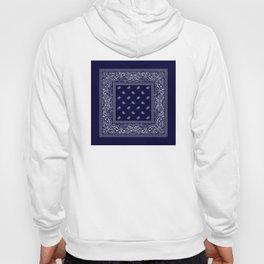 Bandana - Navy Blue - Southwestern Hoody