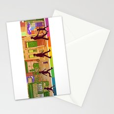 The Street I Grew up On Stationery Cards