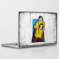 dungeons and dragons Laptop & iPad Skins featuring DUNGEONS & DRAGONS - ERIC by Zorio