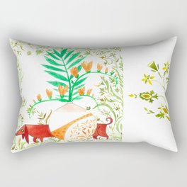 The Garden Rectangular Pillow