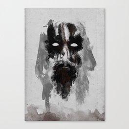 Gaahl Canvas Print