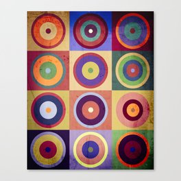 Kandinsky #38 Canvas Print