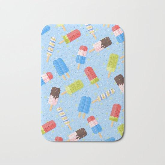 Popsicles Bath Mat