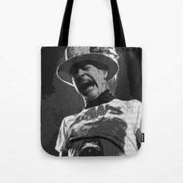 Ahead by a Century - Gord Downie Tragically Hip (alt) Tote Bag