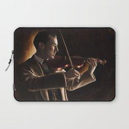 The Violinist Laptop Sleeve