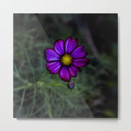 Floral autumn Metal Print
