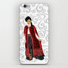 Janelle Monae iPhone & iPod Skin