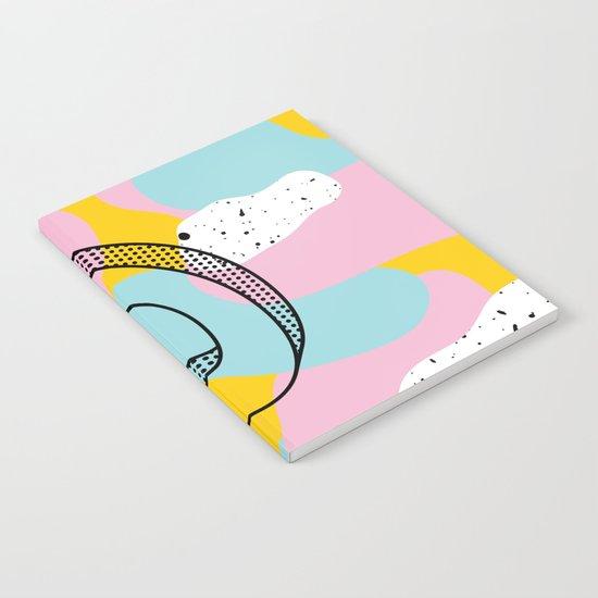 D. Notebook