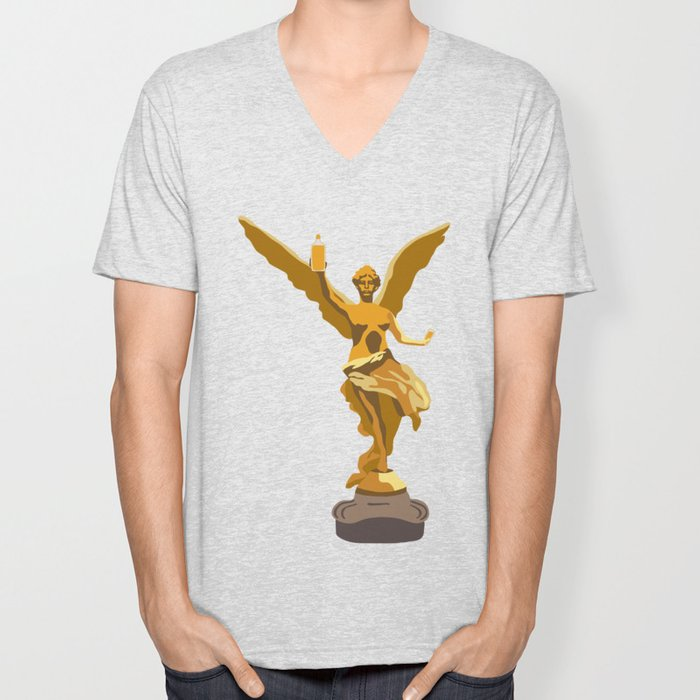 Tequila Angel Unisex V-Neck