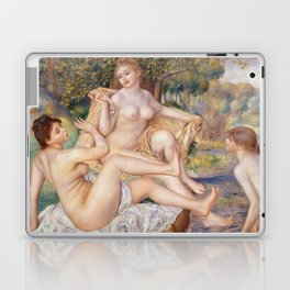 The Large Bathers Laptop & iPad Skin