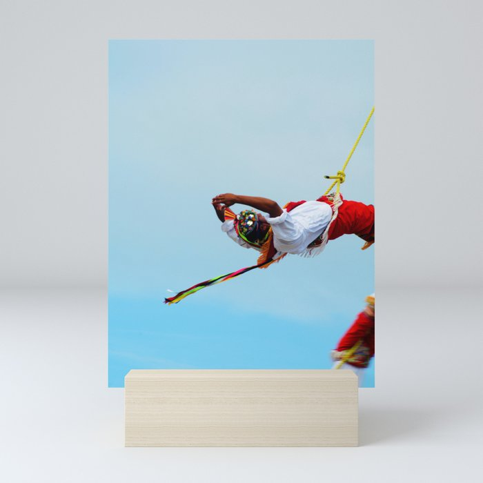 Flying artist collection _03 Mini Art Print