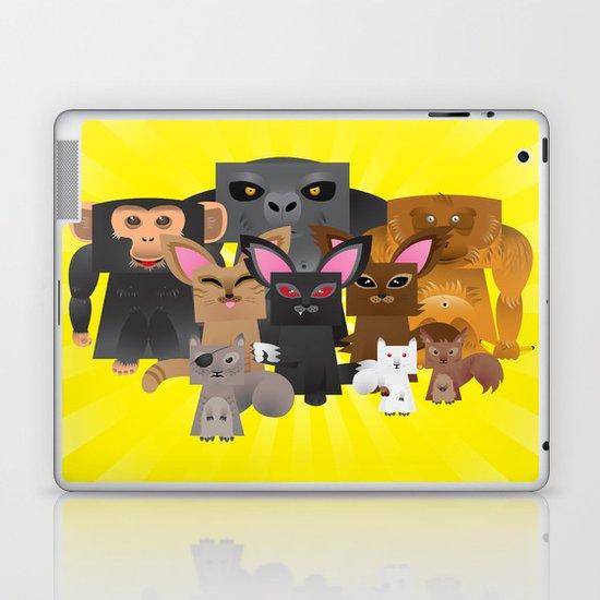 Class Photo Laptop & iPad Skin
