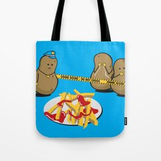 The Horror! Tote Bag