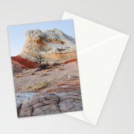 White Pocket Blue Hour Stationery Cards