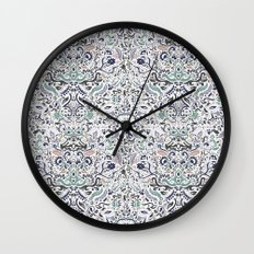Persian Dreams Wall Clock