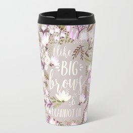 Big Brows – Spring Palette Travel Mug
