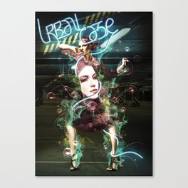 Urban Case Canvas Print