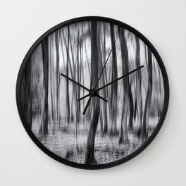 SILENT OBSERVERS Wall Clock