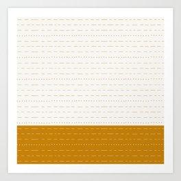 Coit Pattern 56 Art Print